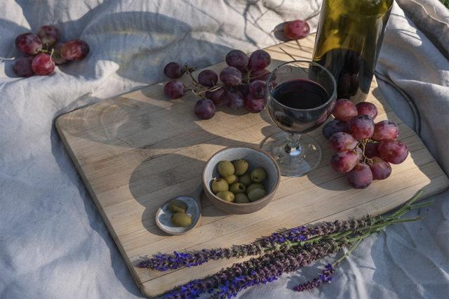Aceitunas para vermut